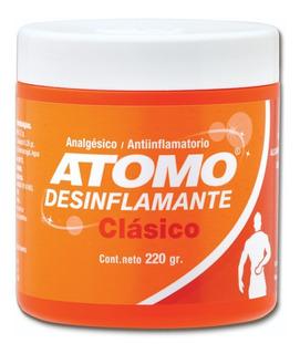 Atomo Desinflamante Pote X 220 G
