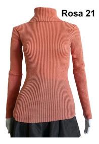 Blusa Cacharrel Tricot Trico Feminina De Frio Promoção