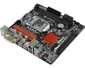 Placa Mãe Para Pc Gamer Setima Geração Intel H110m-hds Re3.0