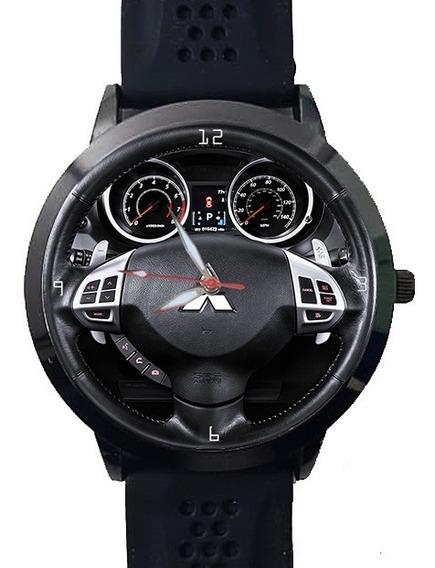 Relógio Painel Mitsubishi Sportback Ralliart Black Top