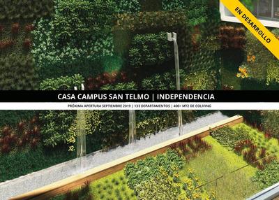Emprendimiento Casa Campus San Telmo | Independencia