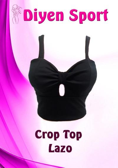 Crop Top Blusa + Obsequio