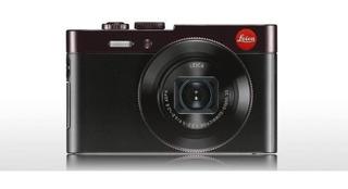 Leica C Typ112cámara Digital Compacta, Color Rojo Oscuro
