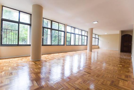 Apartamento No 4º Andar Com 4 Dormitórios - Id: 892972556 - 272556