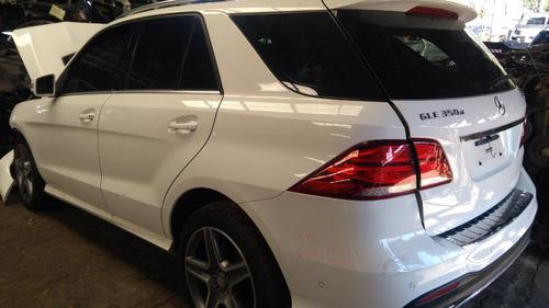 Sucata Peças Acessórios Mercedes Benz Gle 350 2016 258cv