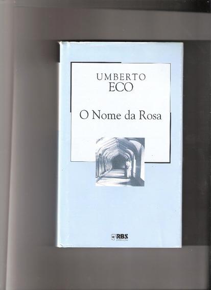 Livro O Nome Da Rosa
