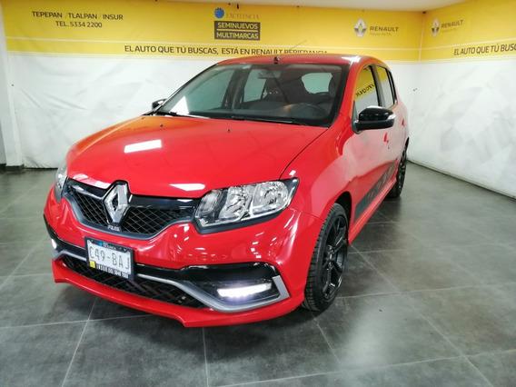 Renault Sandero 2.0 R.s. L Mt 2019