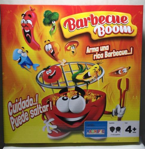 Imagen 1 de 3 de Barbecue Boom Juego De Mesa Parrilla Magnific 22059 Srj