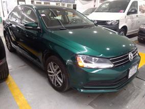 Autos Usados Volkswagen Jetta Estandar 2017