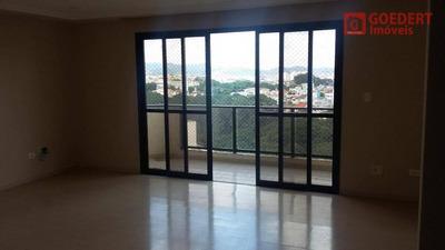 Apartamento Com 4 Dormitórios Para Alugar, 170 M² Por R$ 3.000/mês - Macedo - Guarulhos/sp - Ap0853