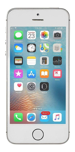 Imagen 1 de 8 de  iPhone 5s 64 GB plata