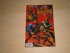 Liga Da Justiça Especial - Os Sete Sinistros