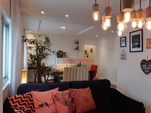 Imagem 1 de 23 de Apartamento Com 4 Dormitórios À Venda, 147 M² Por R$ 1.275.000,00 - Bela Vista - São Paulo/sp - Ap10049