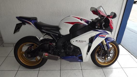 Honda Cbr 1000 Rr 2009 Branca