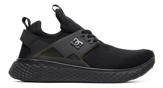 Tenis Casual Hombre Meridian Adys700125 Negro Dc Shoes