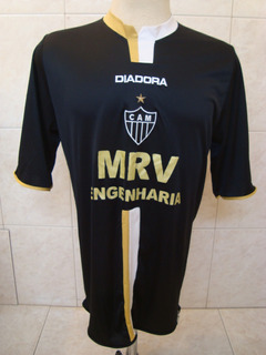 Antiga Camisa De Futebol Atlético Mineiro - Diadora Mrv # 98