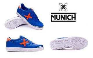 Zapatillas Munich De Losa Nuevas Originales A Pedido