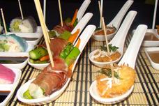 Banquetes A Domcilio, Bocadillos Y Canapes, Bodas