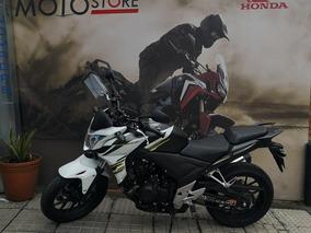 Honda Cb500f 2015