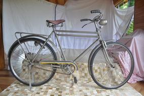 Bicicleta Mercswiss Aro 28 Da Década De 50