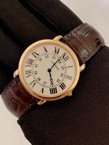 Cartier Ronde Louis Large De Ouro , Impecável , Promoção!!!
