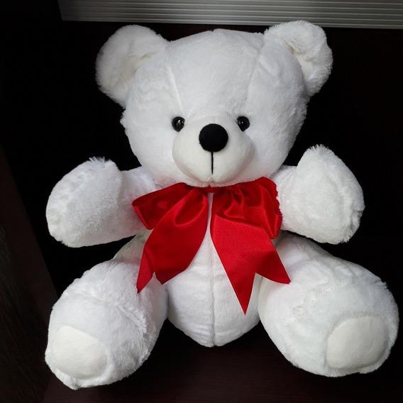 Ursinho Urso 30cm Pelúcia Romântico Presente Dos Apaixonados