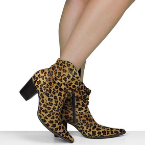 735d34121 Botas Texanas Femininas Onca - Botas com o Melhores Preços no ...