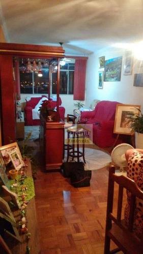 Imagem 1 de 12 de Apartamento Residencial À Venda, Centro, Americana. - Ap0816