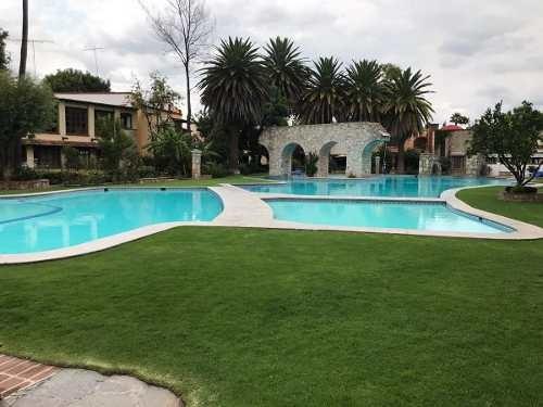 Clm/ Hermosa Casa Amueblada En Renta En Tequisquiapan