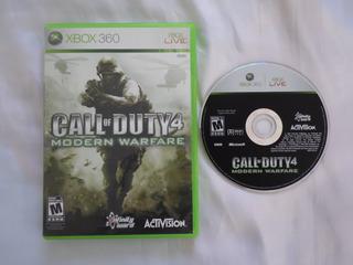 Call Of Duty 4 De Xbox 360