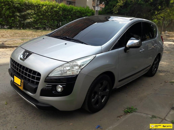 Peugeot 3008 Premium At 1600cc