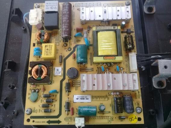 Placa Da Fonde Da Tv Semp Toshiba. De Led 29 Pol Mod Dl2970