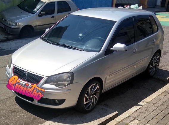 Volkswagen Vw Polo 1.6 Spotline