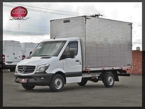 Imagem 1 de 14 de Mercedes-benz Sprinter Baú 313 Cdi Street Longo 2p