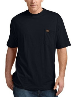 Wrangler Riggs Workwear - Camiseta De Bolsillo Para Hombre