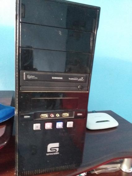 Computador Completo Spacebr Intel Aton