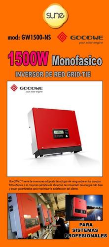 Energía Solar Inversor De Red Grid-tie 1500w