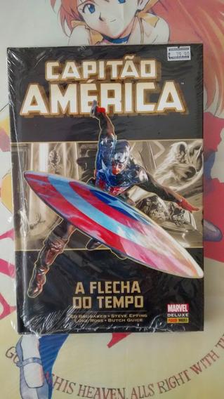 Capitão América Flecha Do Tempo Nova
