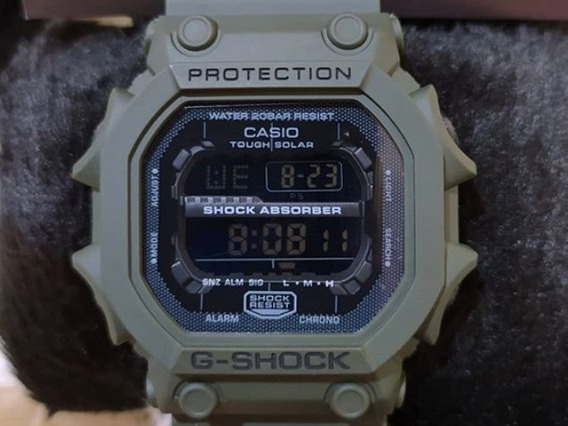 Relógio G-shock Protection Gx56-1adr C/caixa, Frete Grátis
