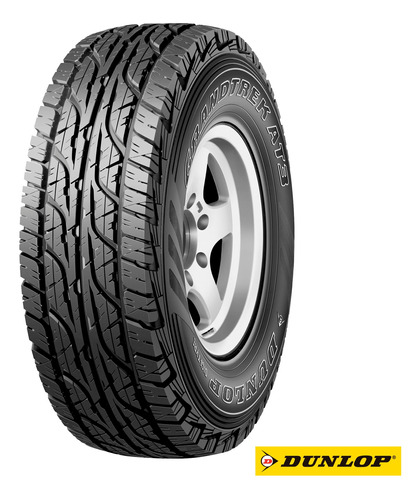 Imagen 1 de 4 de Dunlop  Grandtrek At3 255/55 R18