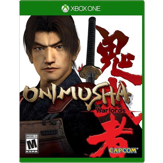 Onimusha Warlords Xbox One Mídia Físca