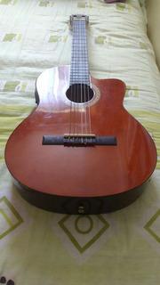 Guitarra Electro Acustica Suzuki + Amplificador