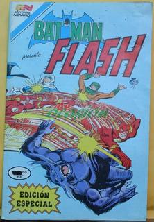 Cómic Especial De Batman: Flash (1982) Editorial Novaro
