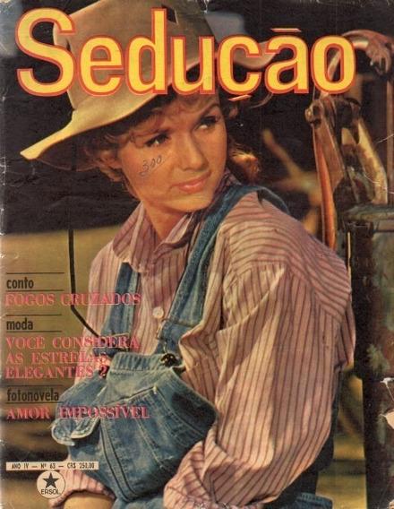Sedução 1964 Debbie Reynolds Sandra Dee Fotonovela Franco