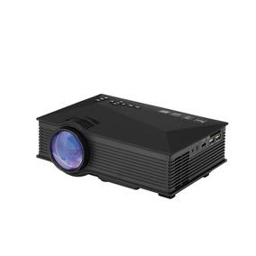 Mini Projetor Wifi Profissional Slides Celular Miracast Uc46