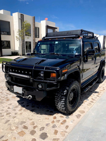 Hummer H2 6.2 Ee Qc Piel Pickup Adventure 4x4 At 2006