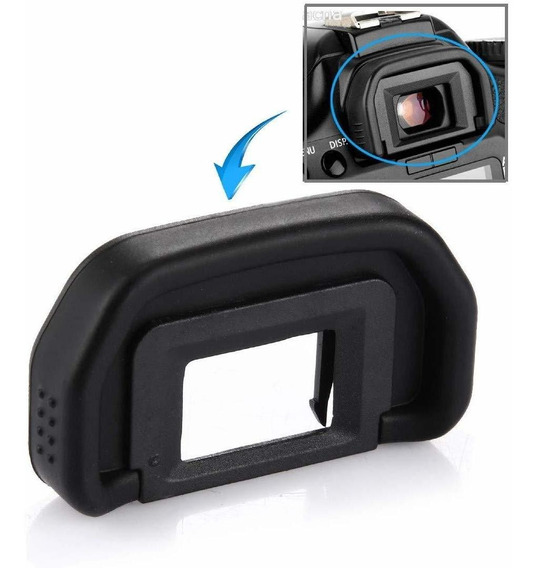 Ocular Eyecup Canon Eb 60d 70d 80d A2 A2e D30 D60 Rebel Elan