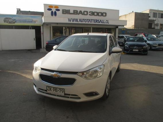 Chevrolet Sail Lt Automatico 2018