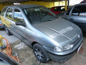 Fiat Palio Weekend 1.5 1998 Cinza Gasolina