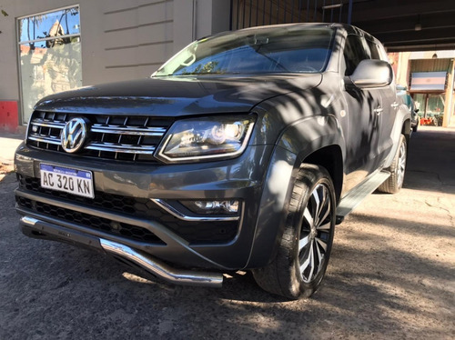 Volkswagen Amarok V6 Extreme 2018